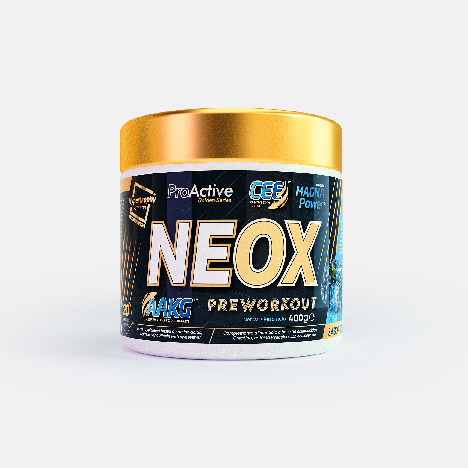 NEOX PRE WORK-OUT